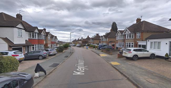 Two officers were attacked after they stopped a car of interest (Photo: Street View)