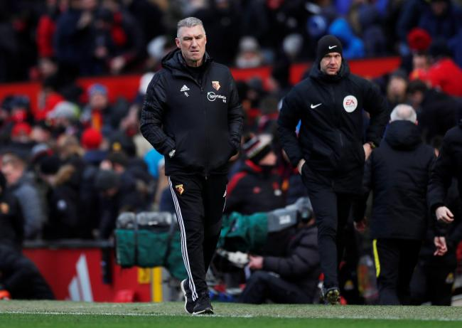 'A frustrating day': Nigel Pearson. Picture: Action Images
