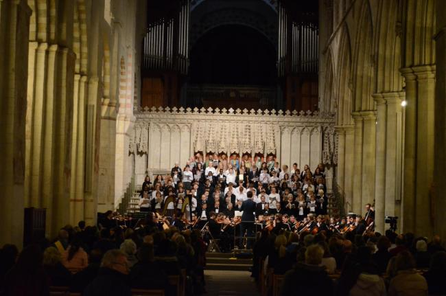 St Albans School and St Albans High School for Girls celebrate the 50th anniversary of the Joint Schools' Choral Society and Orchestra