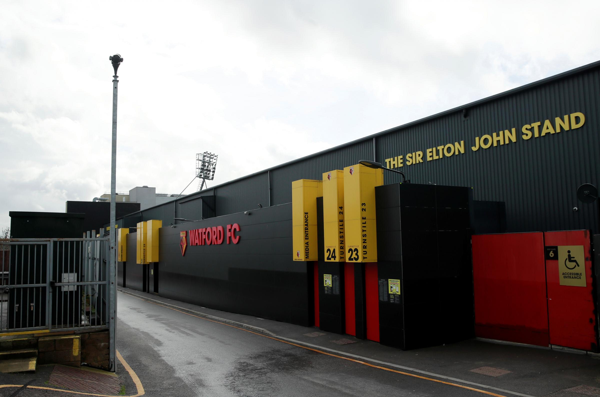 The Premier League should have been postponed earlier due to the coronavirus outbreak according to the former Watford transfer consultant Nicola Salerno