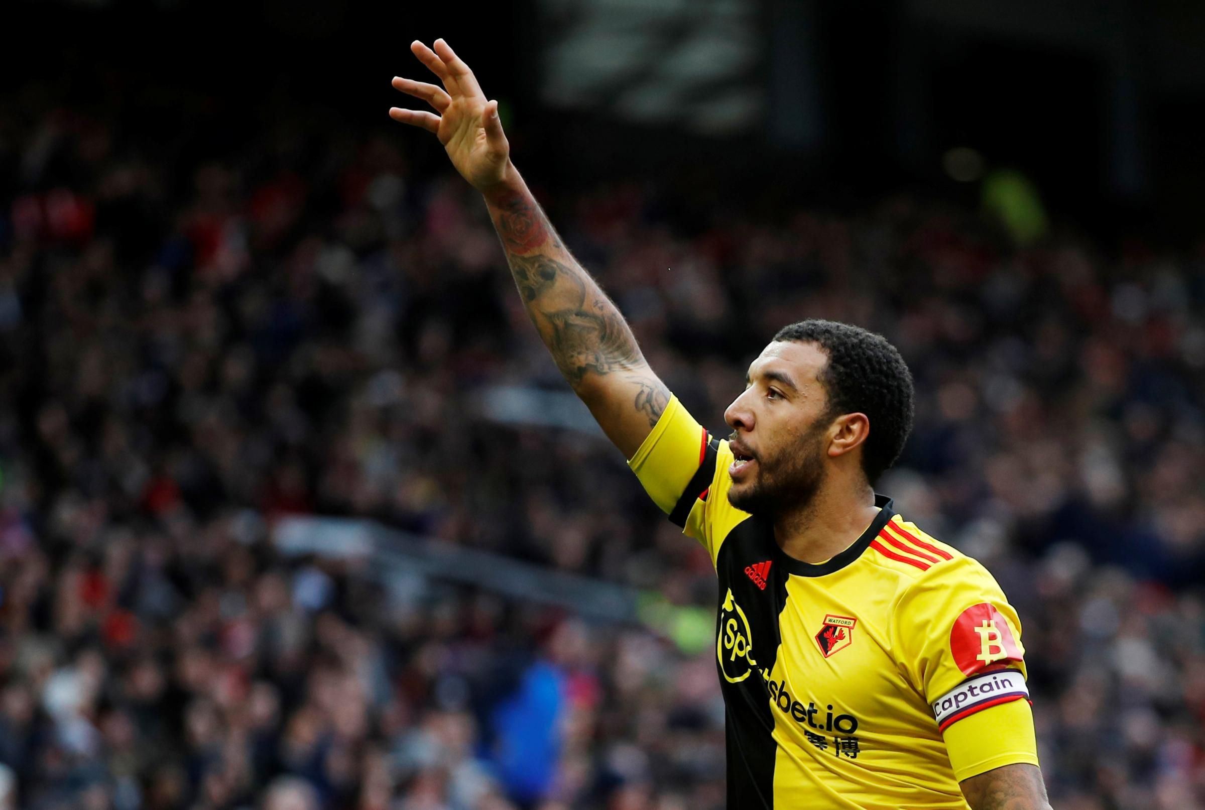 Watford captain Troy Deeney thinks Premier League season must be completed