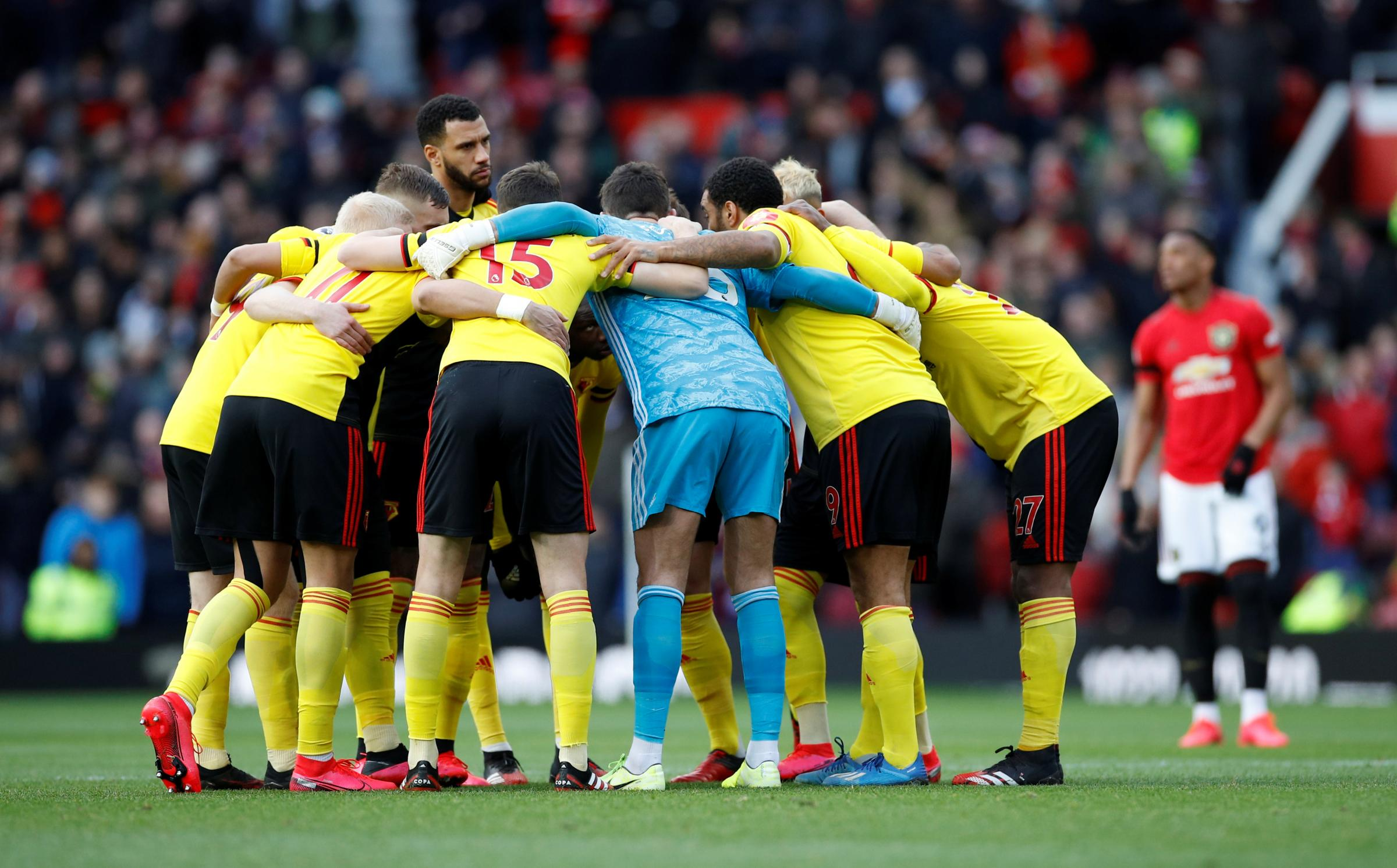 Who is Watford's best player from the current season?
