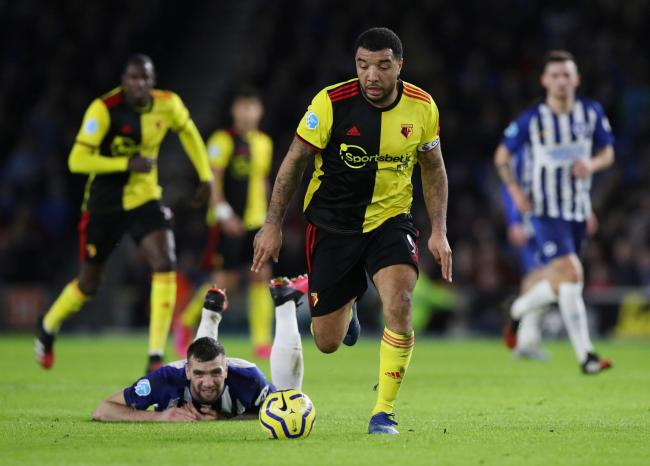 Watford captain Troy Deeney. Picture: Action Images