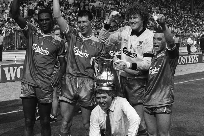 Bobby Gould guided Wimbledon to an unlikely triumph against Liverpool at Wembley in 1988