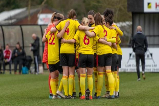 Scott Duxbury has supported the FA's decision to cancel Watford Ladies' season. Picture: Action Images