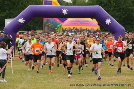 Spire Bushey 10k, 5k & Junior Races 2020