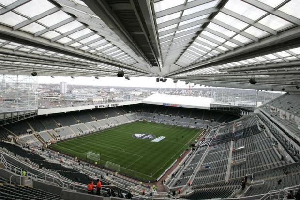 St James' Park. Action Images