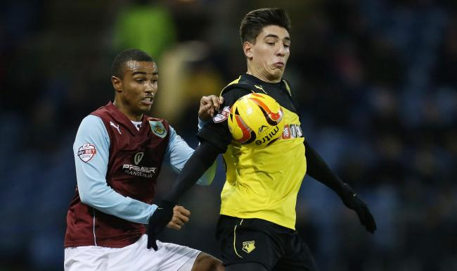 Hector Bellerin on loan at Watford. Picture: Action Images
