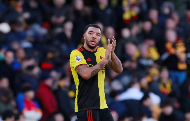 Troy Deeney has praised Jordan Henderson for his role in setting up the Players Together fund. Picture: Action Images