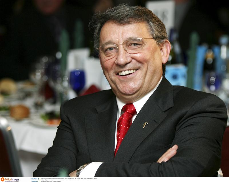Graham Taylor: 'It may take ten years to judge full affect of Harefield'. Picture: Action Images