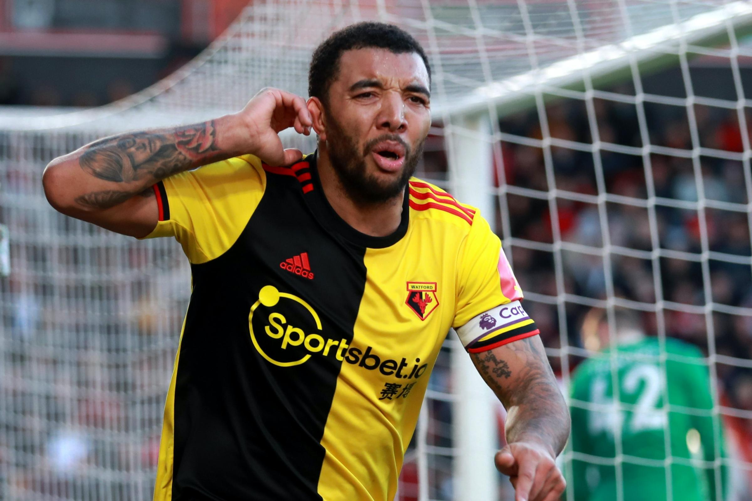 John Barnes: Transfer message to Watford over Troy Deeney