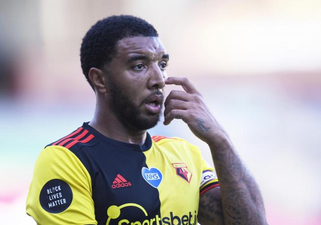Troy Deeney claims Watford have been having difficult conversations. Picture: Action Images