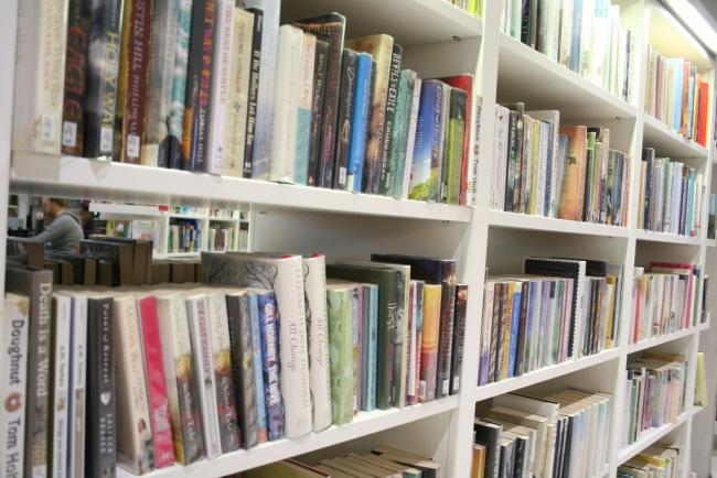 People will be able to take out books again (Photo: Brent Council)