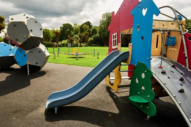 Playgrounds have been given the green light to reopen. Credit: Watford Borough Council/Simon Jacobs