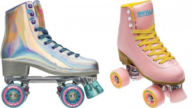 Watford Observer: Take part in this summer's hottest trend with these roller skates. Credit: Impala / Amazon