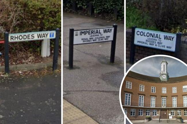 Watford Council will debate whether to change street names this evening