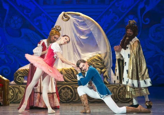 Sleeping Beauty is set for the Pavilion in October