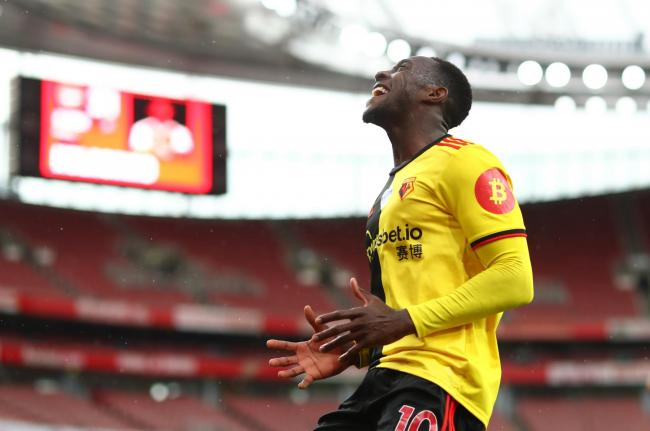 Watford were relegated on Sunday. Picture: Action Images