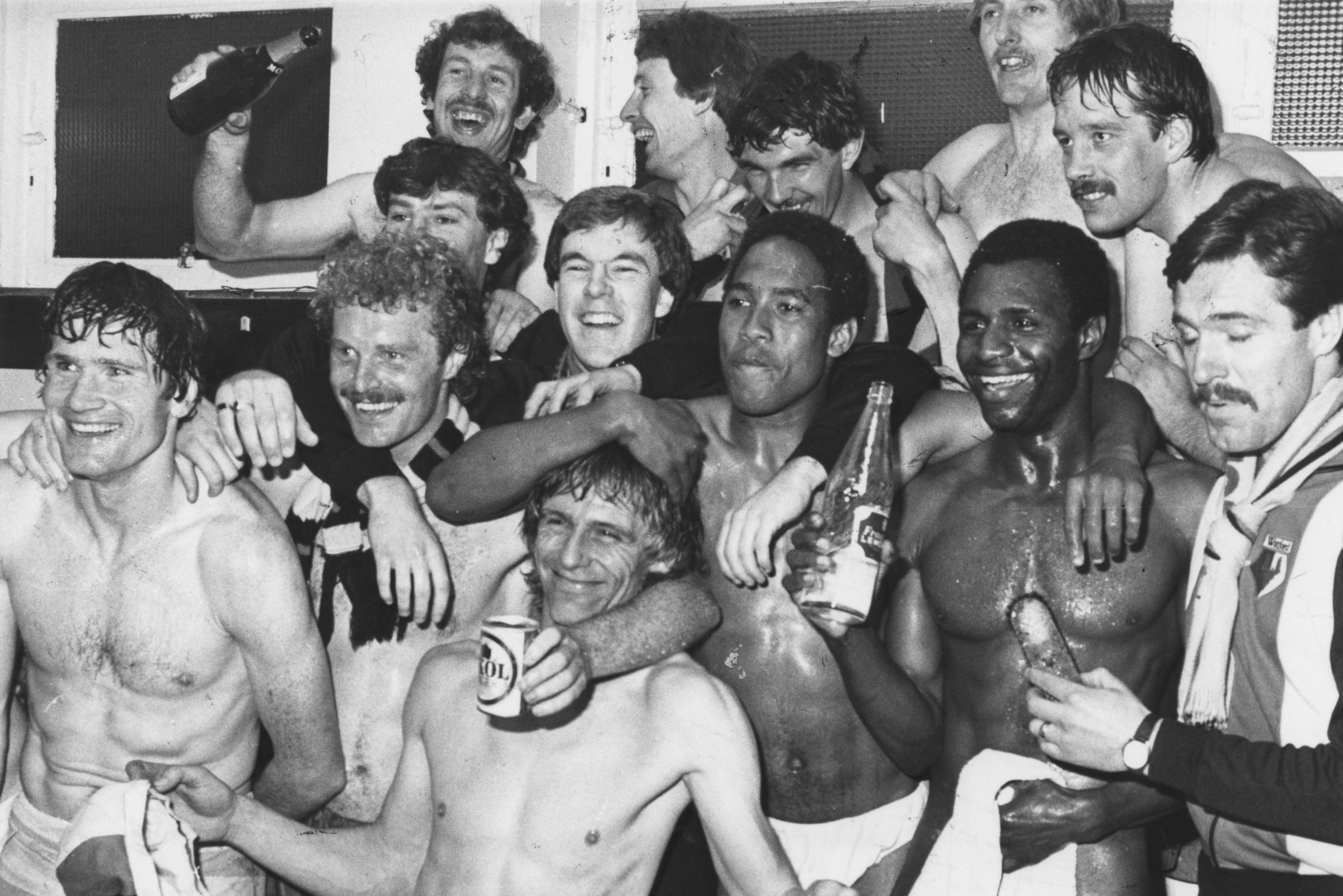 A look back at Watford's history in the second tier of English football