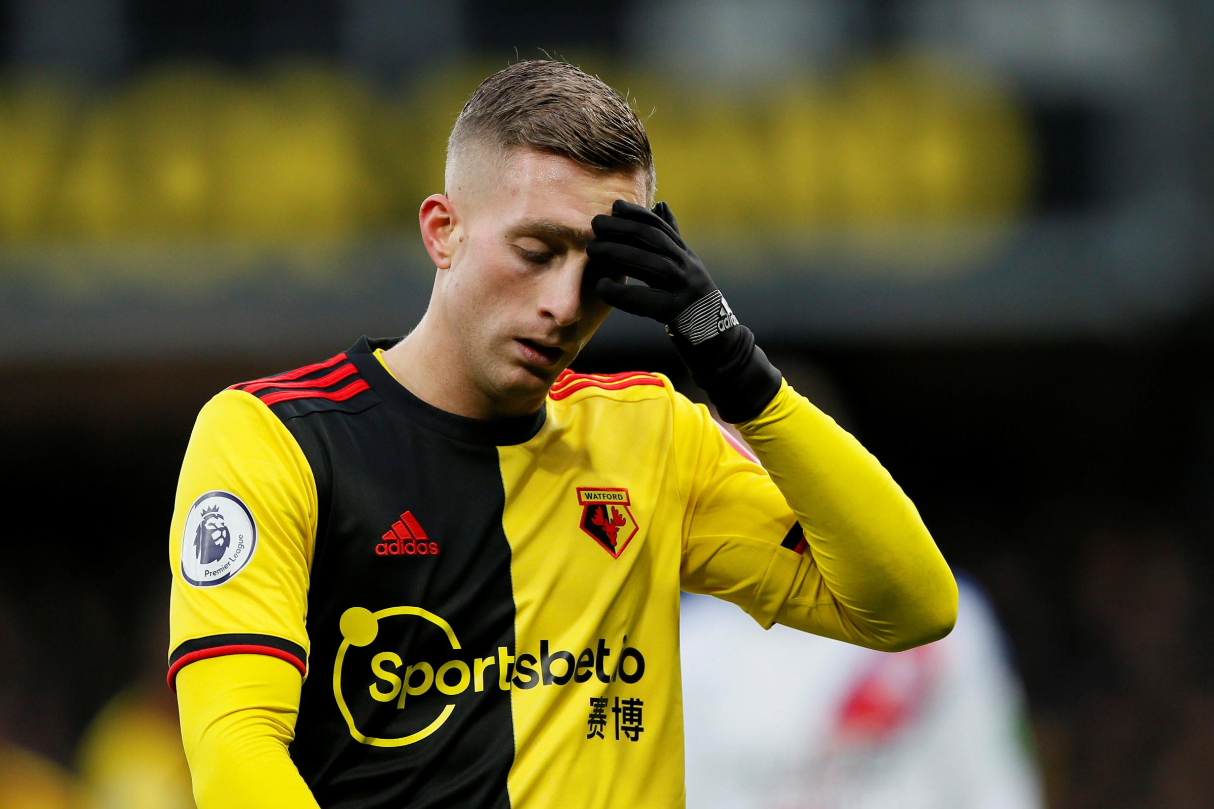 Gerard Deulofeu could leave Watford with clubs expressing interest