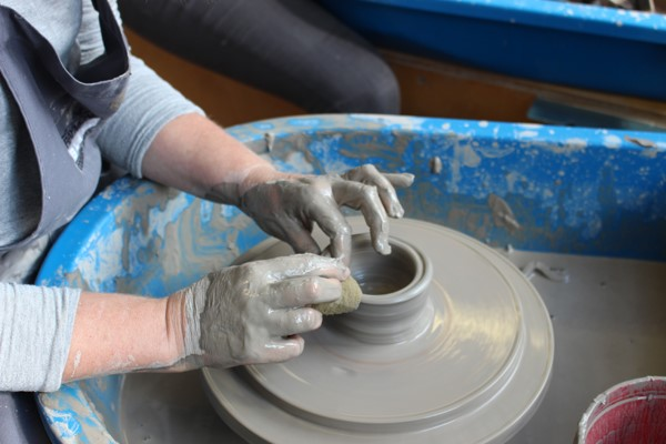 Adult Art Workshop: Pottery Throwing