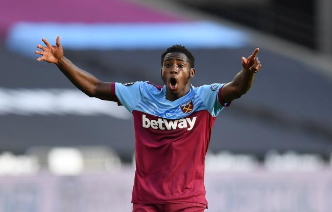 Jeremy Ngakia turned down a contract extension at West Ham. Picture: Action Images