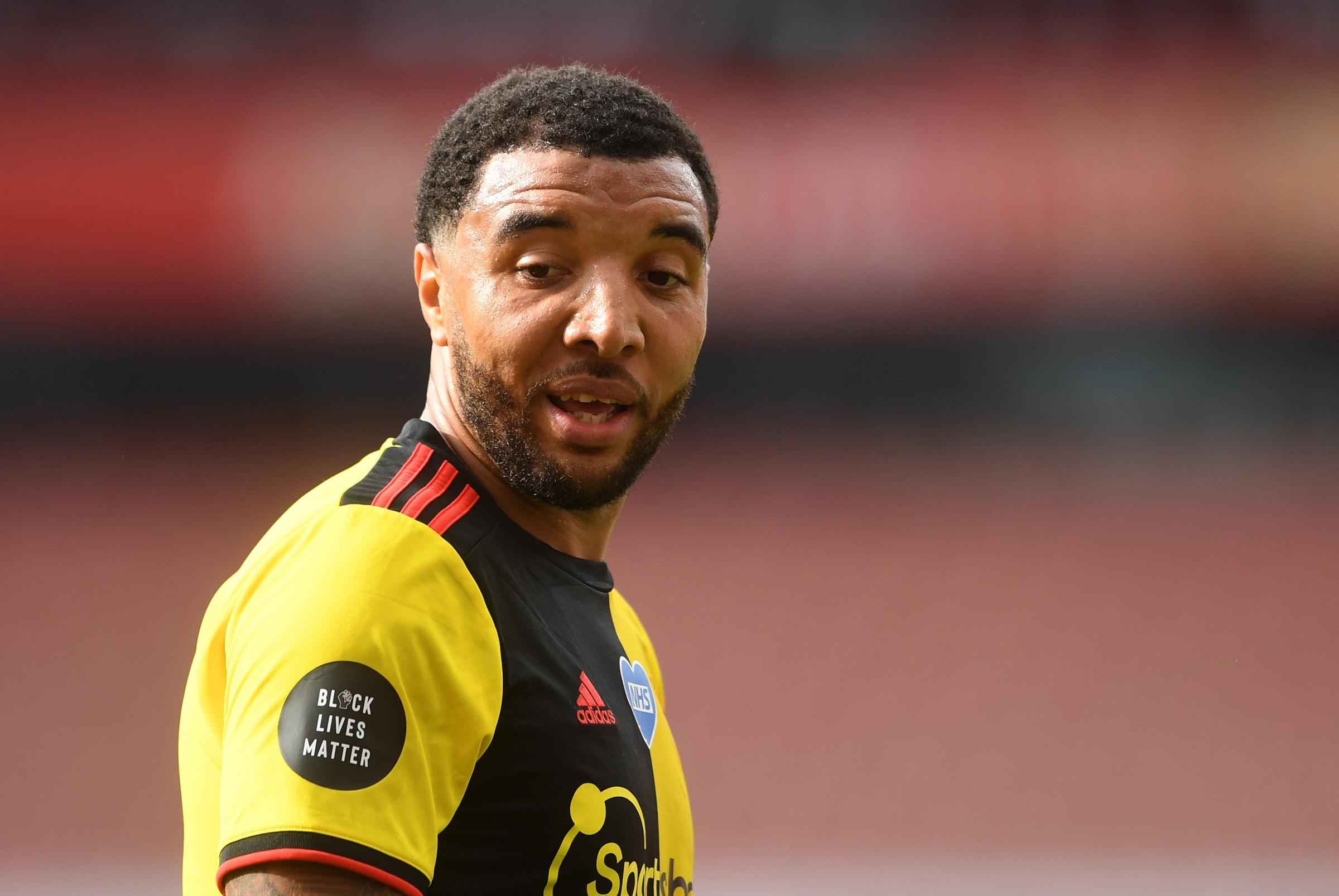 Watford captain Troy Deeney could reportedly join Tottenham