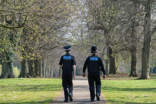Figures published by the NPCC show Herts Police handed out 259 fines between March 27 and May 25. Photo: Radar