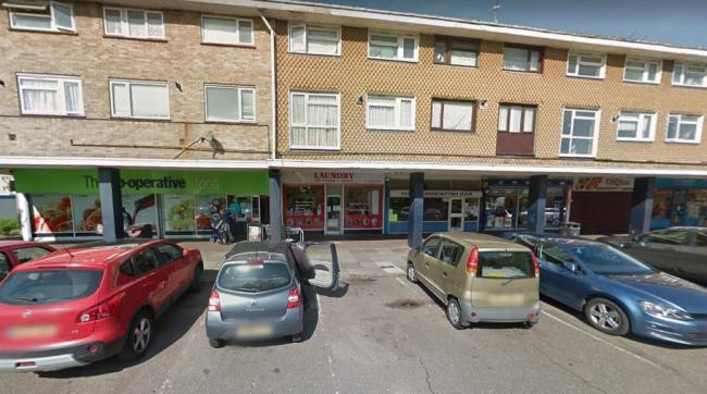 A housing association has confirmed the parade of shops will not close during construction. Credit: Google Street View