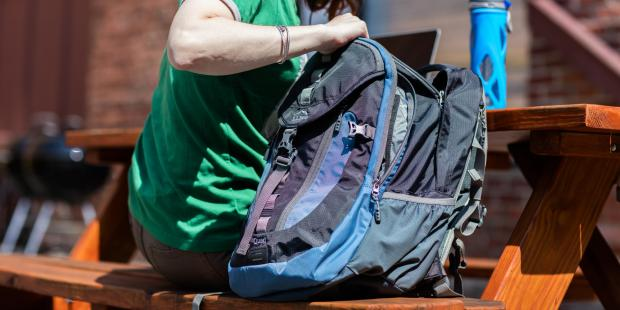 Watford Observer: This sturdy pack is always a great choice. Credit: Reviewed / Jackson Ruckar