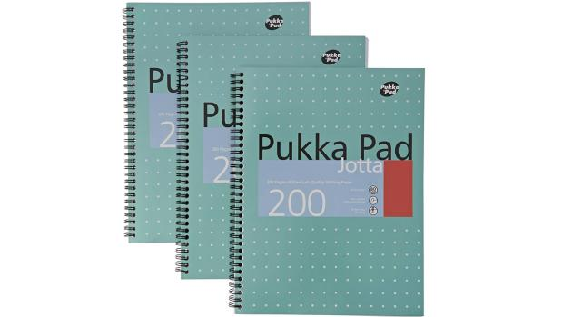 Watford Observer: A notebook for every subject Credit: Pukka Pad