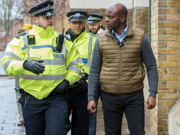 Watford Observer: Mr Bailey has promised to tackle crime in London and boost police numbers to 40,000 (Photo: Pete Maclaine / i-Images)