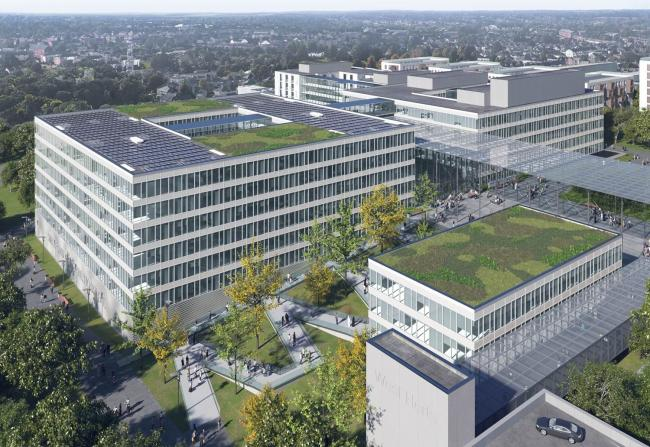 What a redeveloped Watford General Hospital could look like