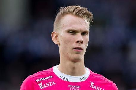 Watford goalkeeper Pontus Dahlberg joins BK Hacken on loan
