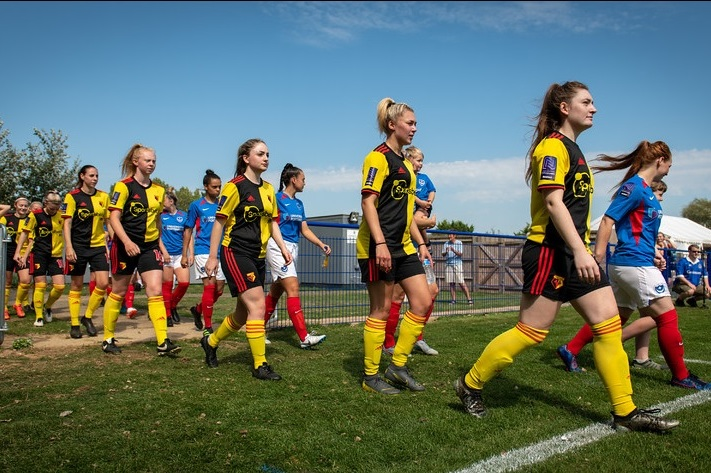 Watford Ladies won their first game since the coronavirus outbreak, beating Billericay Town Women