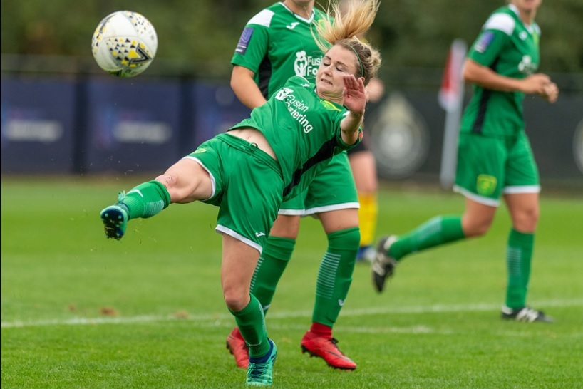 Sarah Wiltshire rejoins Watford Ladies