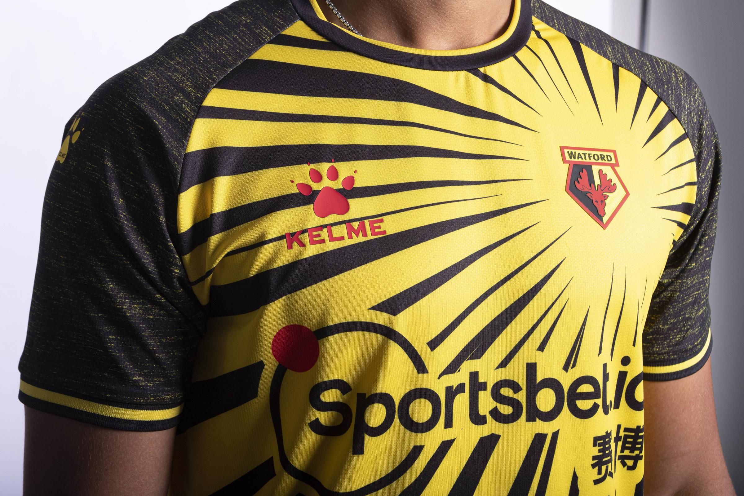 New Kelme Kit Divides Opinion Between Watford Fans Watford Observer
