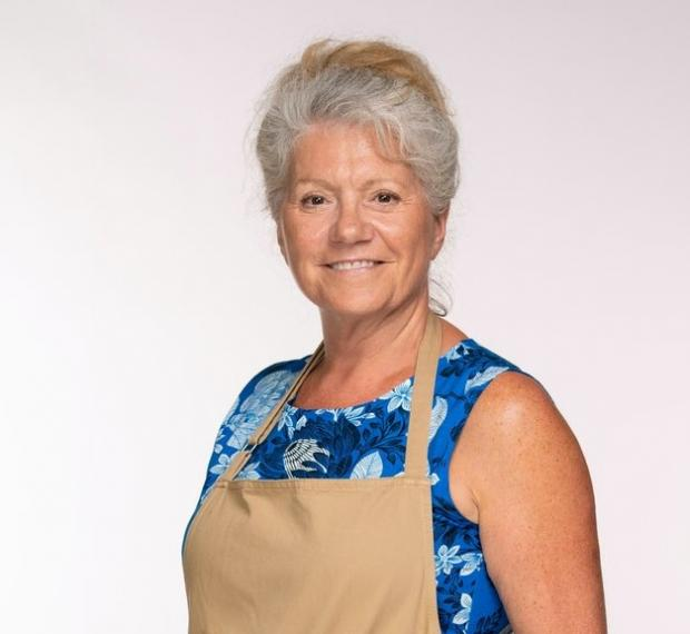 Watford Observer: Retiree Linda will put her culinary skills to the test in the latest series of The Great British Bake Off (C4/Love Productions/Mark Bourdillon)