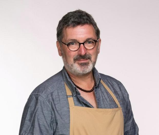 Watford Observer: Marc is among the stars of this year's The Great British Bake Off (C4/Love Productions/Mark Bourdillon)