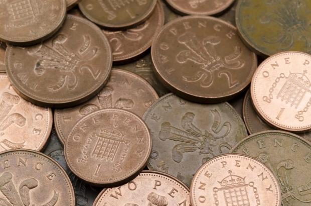Watford Observer: Is the 2p on the way out?