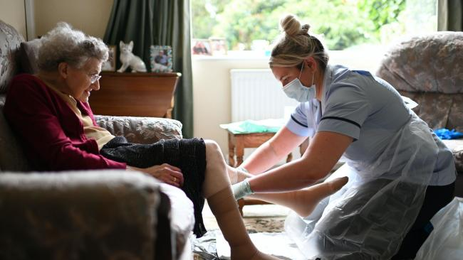Routine testing of care home workers for Covid-19 should be given greater priority to limit the spread of the virus amongst the elderly, according to a leading councillor. Photo: PA