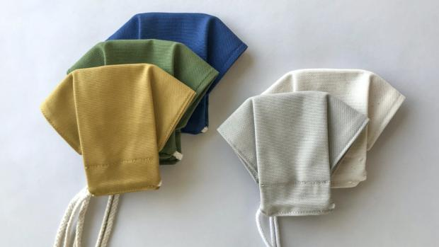 Watford Observer: Canvas fabrics are one of the best at preventing virus particles from sneaking through. Credit: APLAT