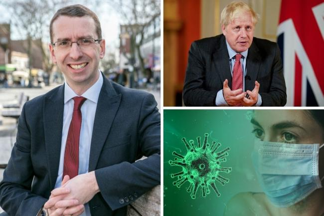 Elected Mayor of Watford Peter Taylor says the town will get through the latest coronavirus measures announced by Prime Minister Boris Johnson on Tuesday
