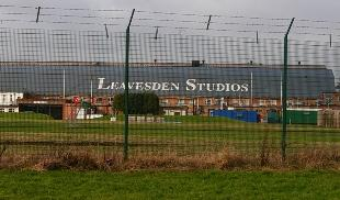 Leavesden Studios is the home of the Harry Potter films.