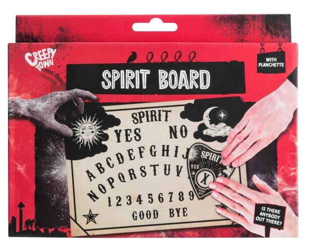Watford Observer: Poundland is selling its Spirit Board for £1