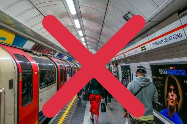All Tube and bus services could be cancelled without a TfL bailout, boss warns