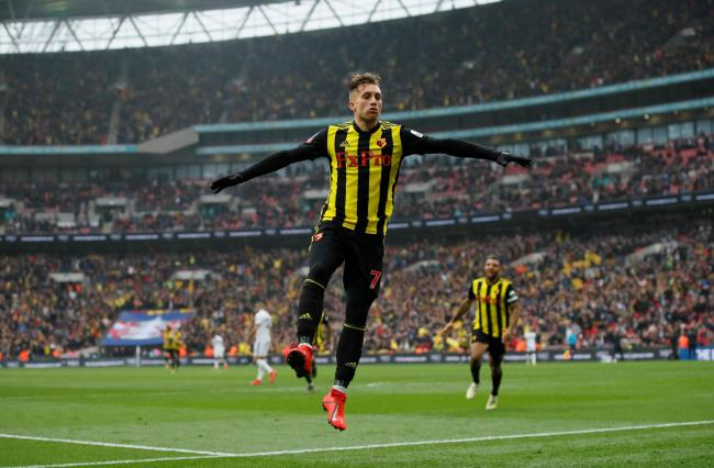 Gerard Deulofeu has joined Udinese on loan. Picture: Action Images