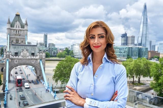 Farah London is running as an independent to be Mayor of London (Photo: Farah London).