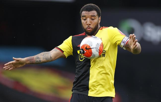 Troy Deeney talked about his Tottenham links during summer transfer window (Photo: Action Images)