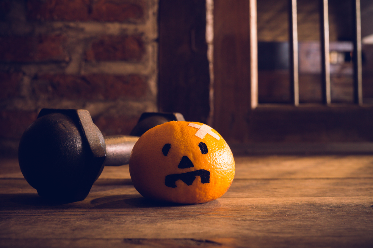 Use Absolutely Fitness Slough for free on Halloween